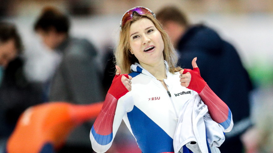 У россиянок Качановой и Фаткулиной – серебро и бронза ЧЕ в спринтерском многоборье