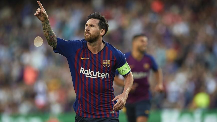 Лионель Месси установил рекорд, забив 400 голов в испанской премьер-лиге
