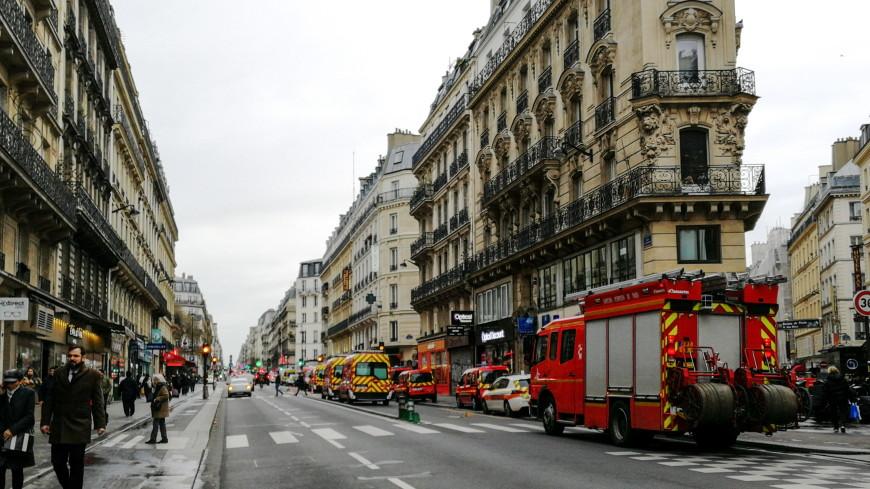 Для семей двух пожарных, погибших в Париже, собрали 80 тысяч евро