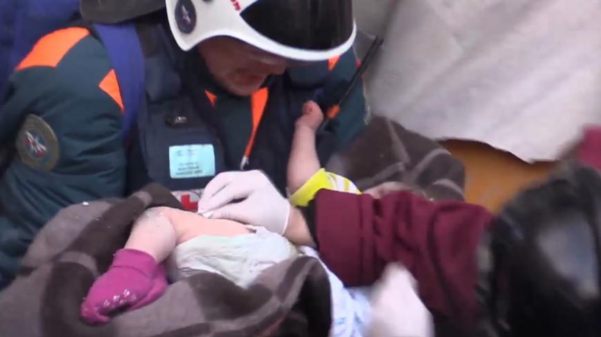 Врачи спасли ножку Ване, найденному под завалами в Магнитогорске