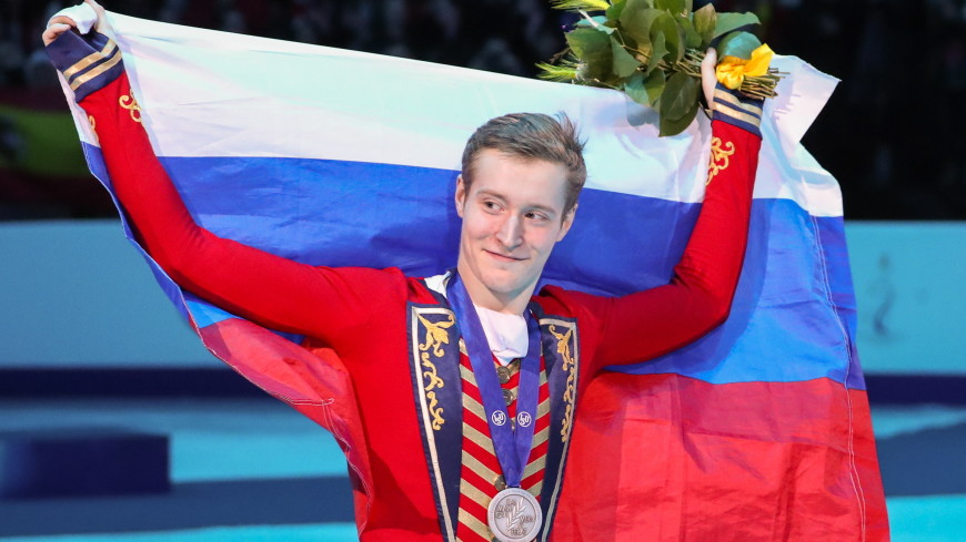 Александр Самарин завоевал серебро ЧЕ по фигурному катанию