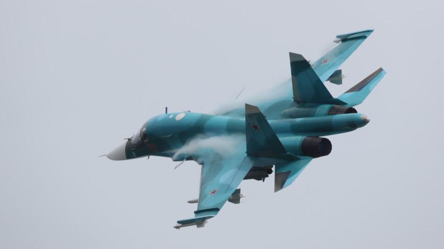 Погибших при столкновении двух Су-34 пилотов похоронили в Барнауле