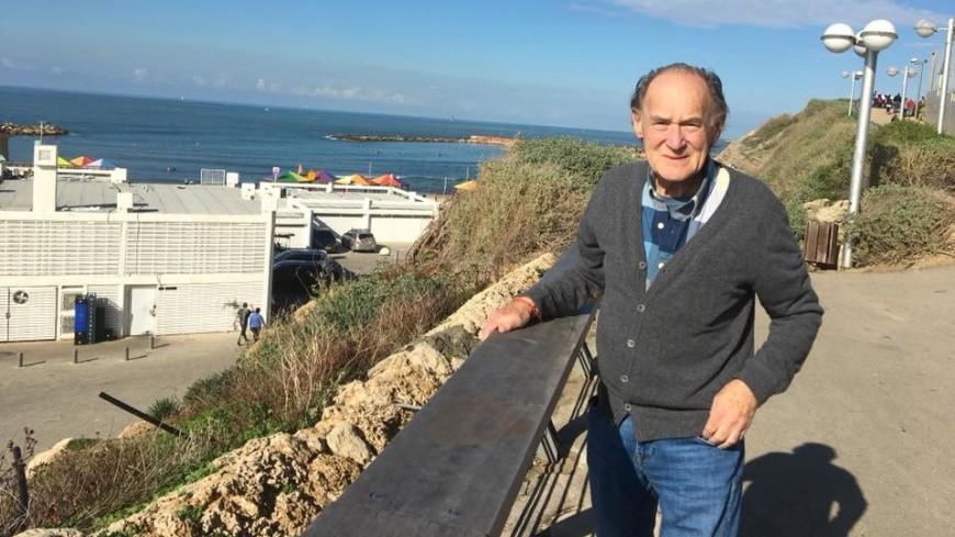 В Израиле на 81-м году жизни умер писатель Павел Катаев