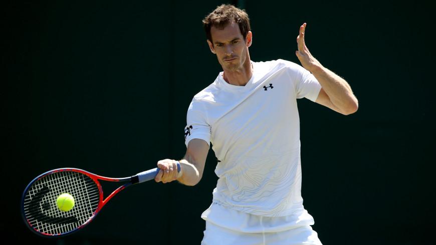 Теннисист Энди Маррей не сдержал слез, объявляя о завершении карьеры