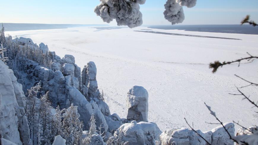 Экстремал из Кишинева бегом покорил полюс холода