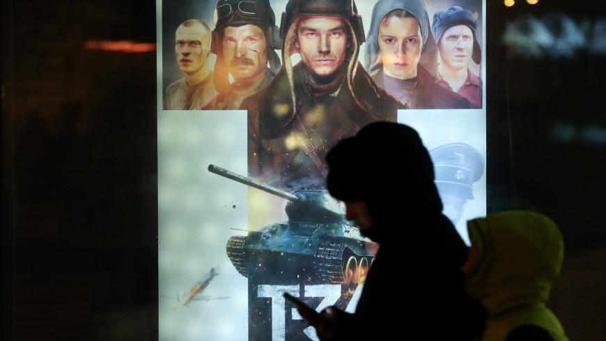 Фильм «Т-34» с начала года собрал миллиард рублей