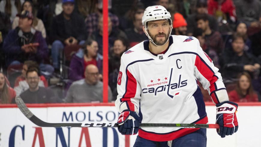 Зашили на ходу: Овечкину наложили швы на руку прямо во время матча НХЛ