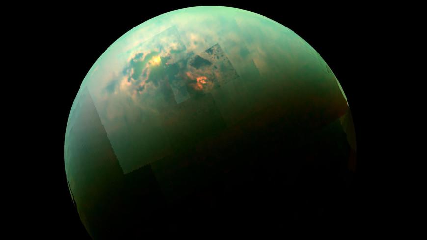 Появилась новая гипотеза о происхождении загадочной атмосферы Титана