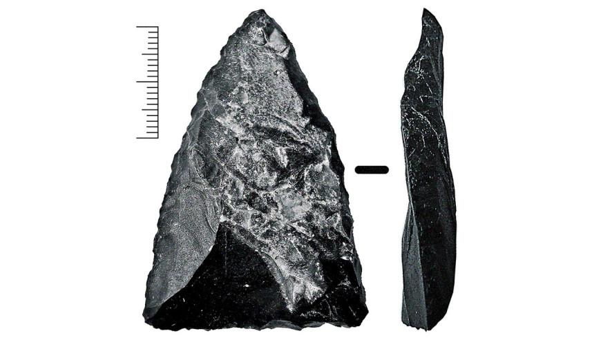 Неандертальцы умели делать мощное оружие