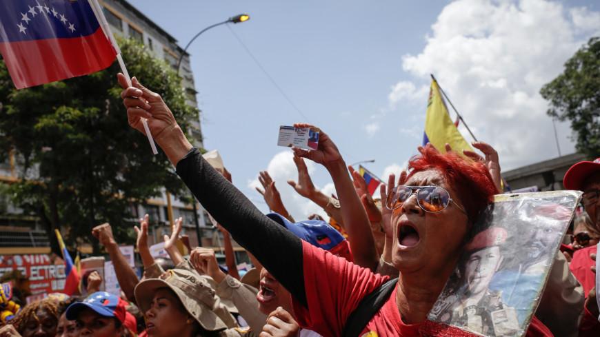 В Венесуэле подавили бунт: задержана группа военных