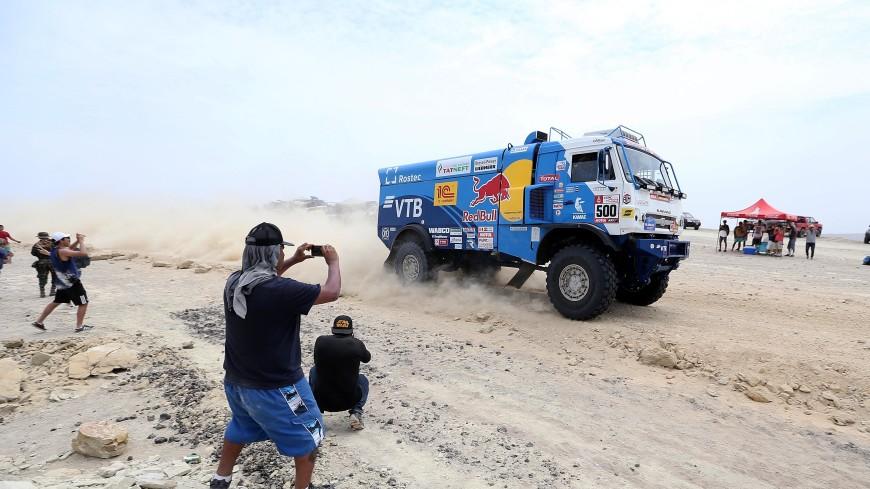 Испытание пустыней: КамАЗ лидирует после двух этапов ралли «Дакар»