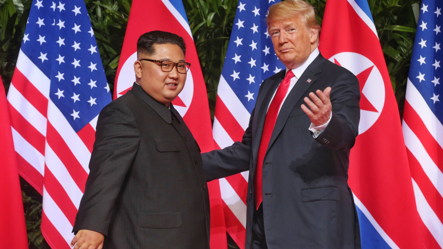 Вторая встреча Трампа и Ким Чен Ына может пройти в Ханое