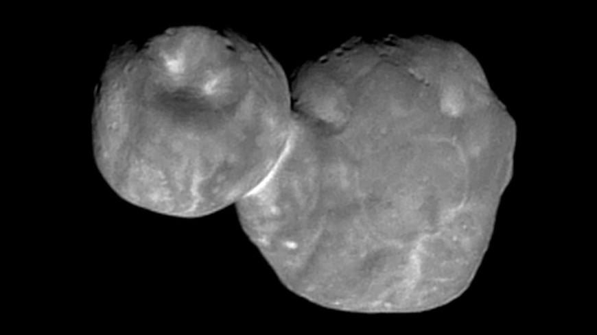 Зонд NASA сделал четкое фото самого далекого из известных астероидов