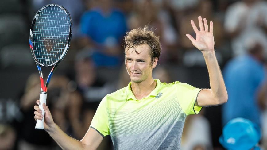 Медведев вышел во второй круг Australian Open