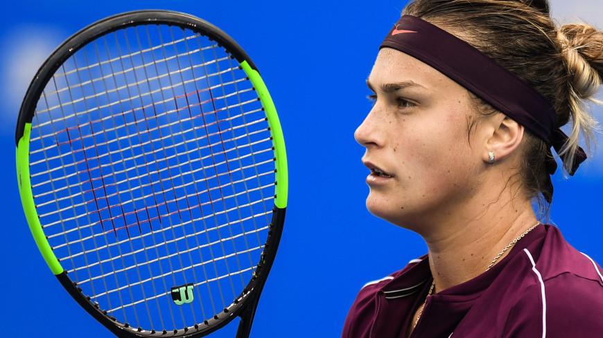 Арина Соболенко из Беларуси выиграла турнир WTA в Шэньчжэне