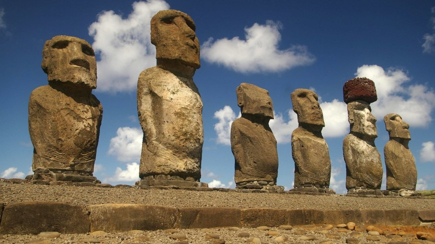 Названо неожиданное предназначение идолов острова Пасхи