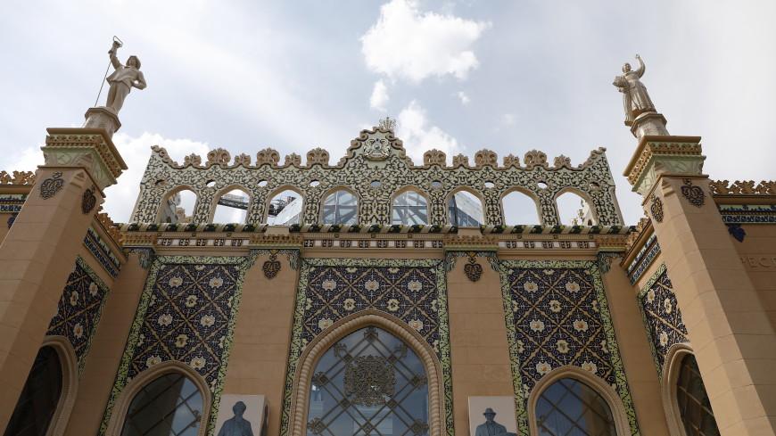 В павильоне «Казахстан» на ВДНХ разместят культурно-деловой центр республики