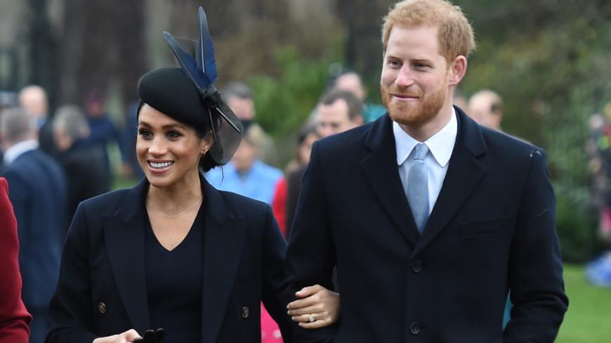 Принц Гарри отказался от вредных привычек ради Меган Маркл