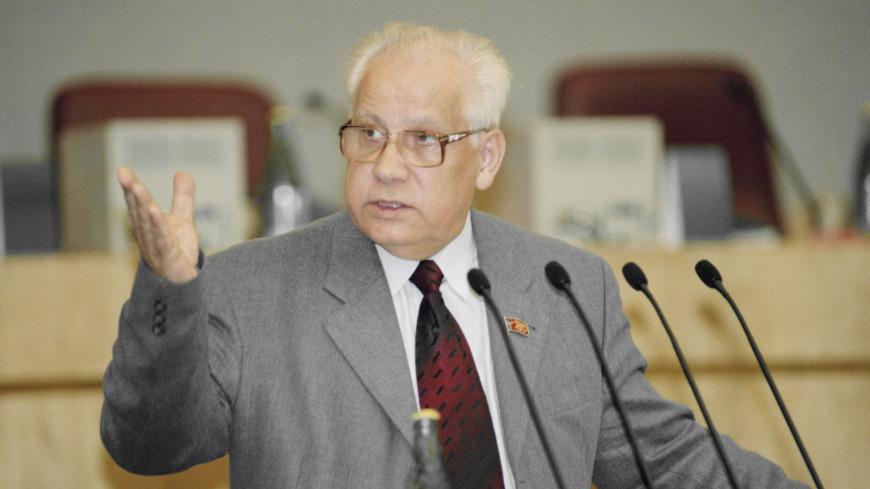 В Москве прощаются с последним главой Верховного Совета СССР Анатолием Лукьяновым
