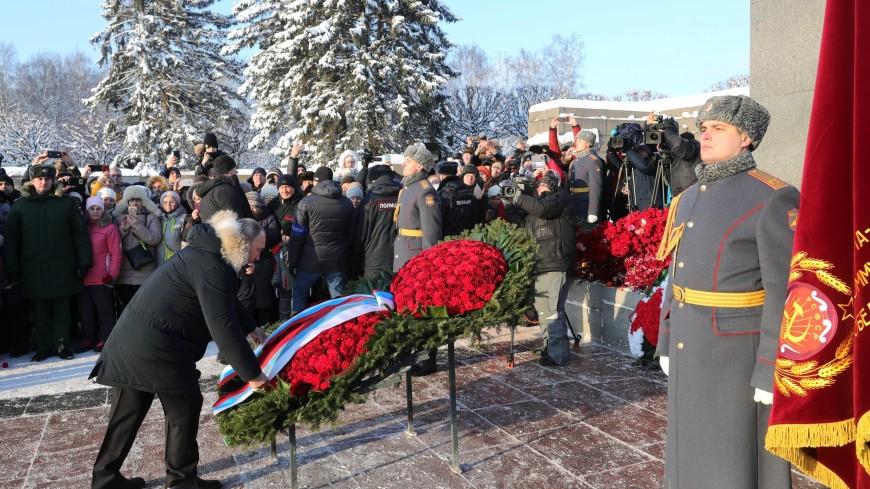 Путин разделил личную боль с петербуржцами