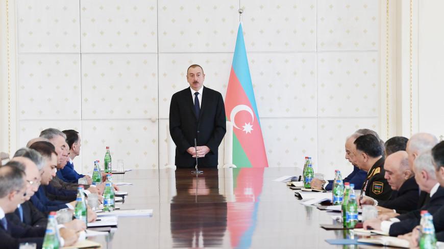 Год достижений: Ильхам Алиев рассказал об экономических успехах Азербайджана