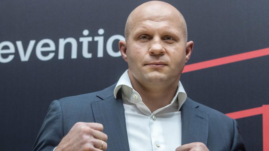 Возвращение императора: Федор Емельяненко подписал новый контракт