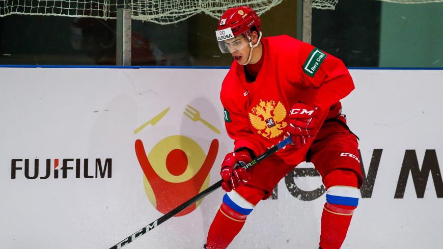 Российский хоккеист Денисенко признан лучшим бомбардиром МЧМ