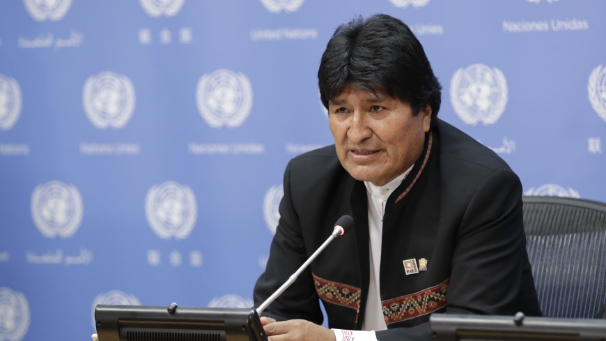 В Боливии Эво Моралес выиграл праймериз