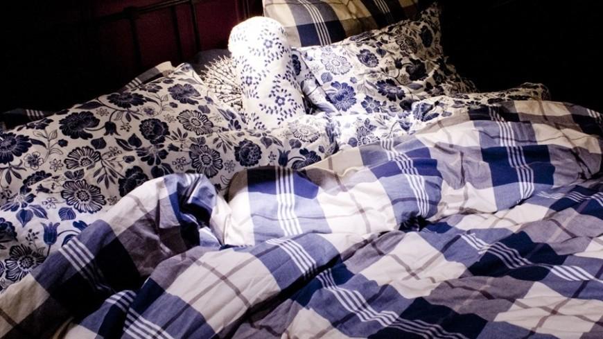 """Фото: Елена Андреева, """"«Мир24»"""":http://mir24.tv/, кровать, постель, сон"""