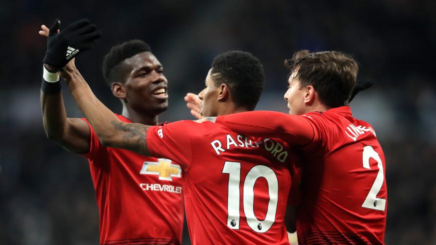 «Манчестер Юнайтед» выиграл в пятый раз подряд после ухода Моуринью