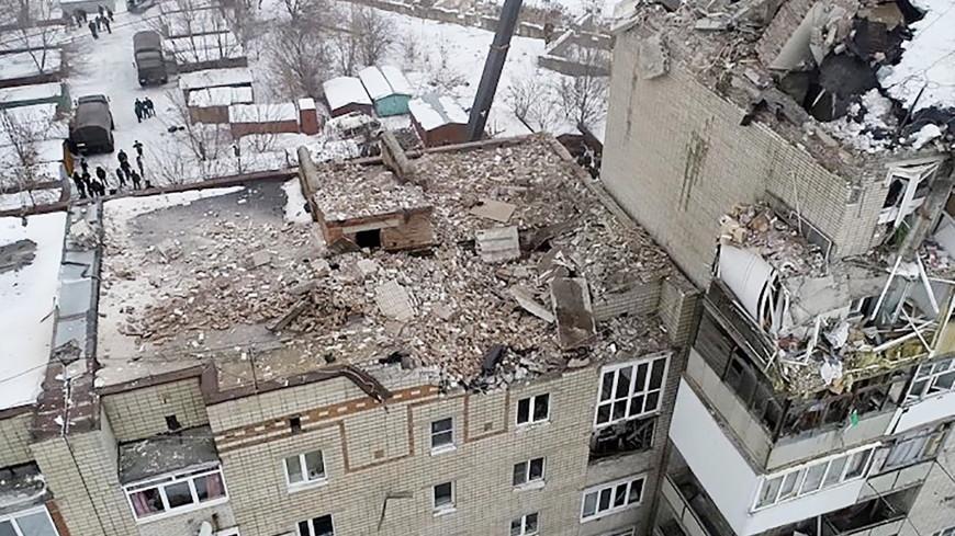 Пострадавшим от взрыва газа в Шахтах предоставили жилье