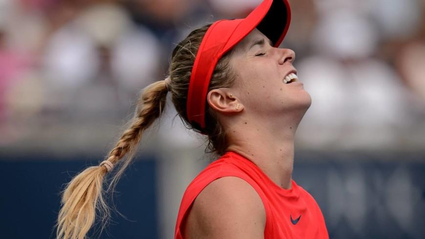 Украинка Свитолина не сумела пробиться в полуфинал Australian Open