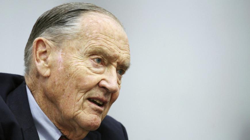 В США умер один из крупнейших инвесторов в мире Джон Богл