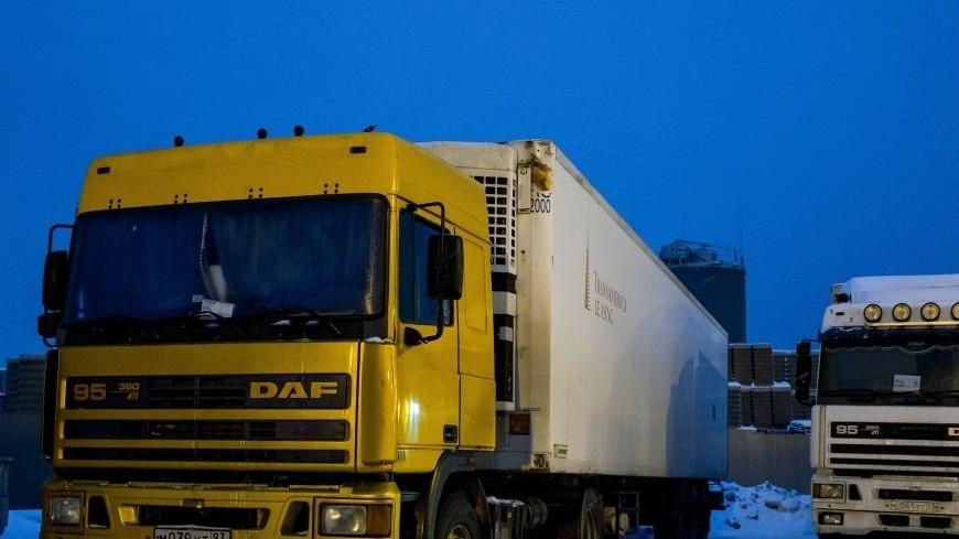 В Молдове 14-тонная фура въехала в жилой дом