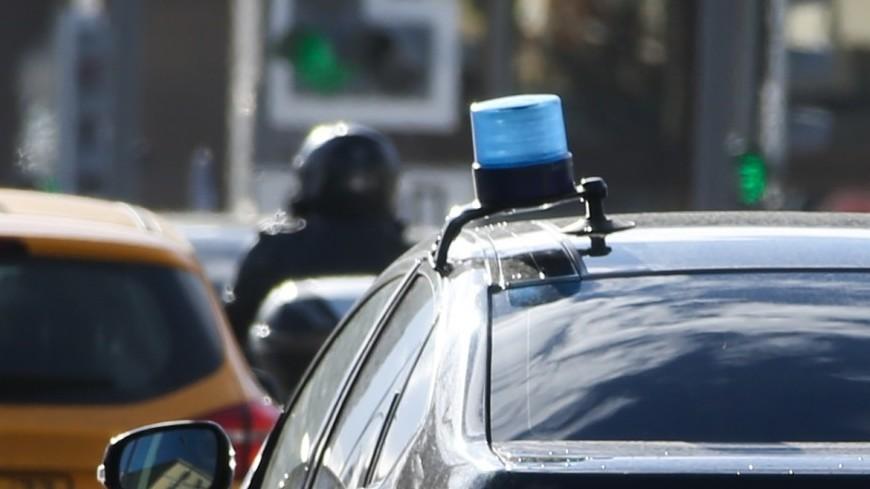 Правительственный автомобиль попал в ДТП в Польше