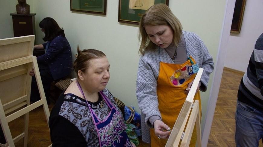 Краски радости: астраханцы с инвалидностью борются за полноценную жизнь