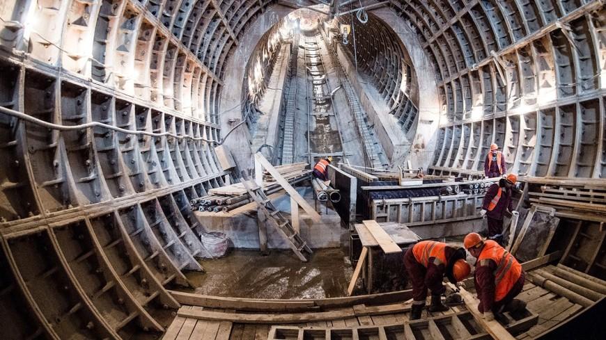 Арбатско-Покровскую линию московского метро продлят до Гольяново