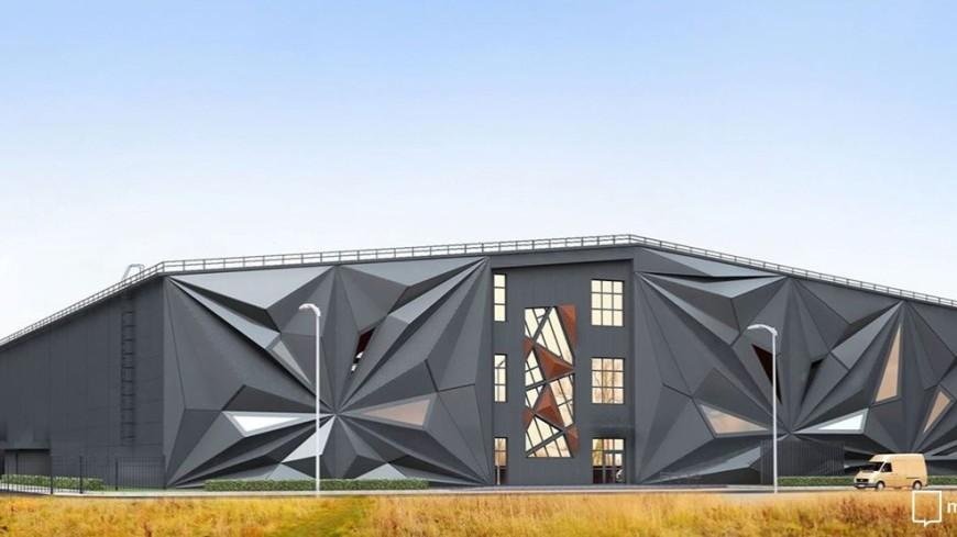 В Москве построят спорткомплекс в стиле оригами
