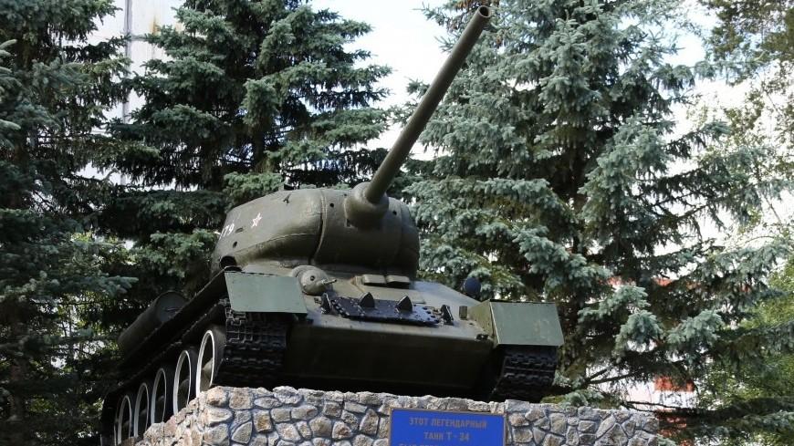 Танк, Т34