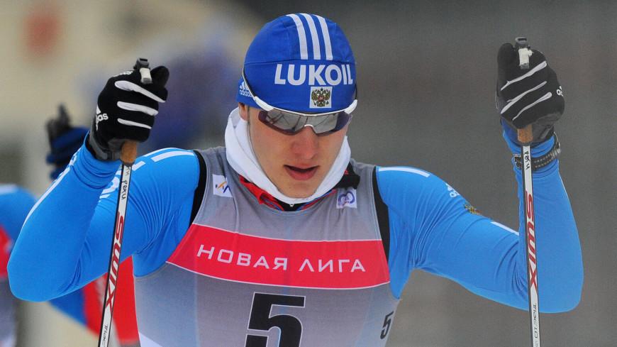 Российский лыжник Ретивых взял «серебро» спринтерской гонки в Дрездене