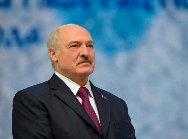 Лукашенко отправился с рабочим визитом в Россию