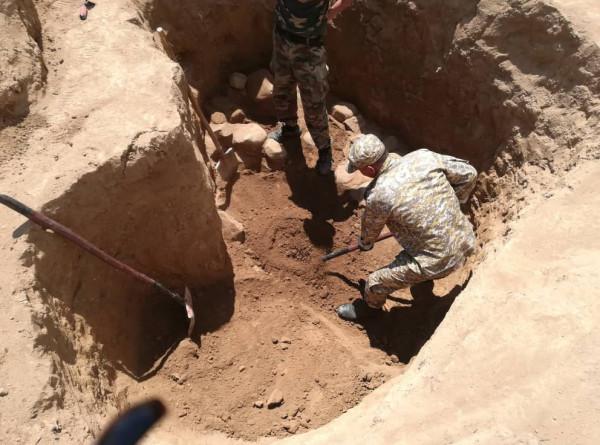 В Китае обнаружили древнейшие «гравюры» денисовцев