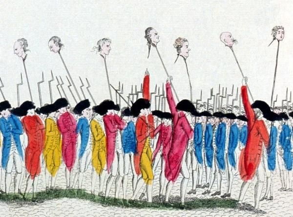 Король умер, да здравствует император: свобода и террор Великой французской революции