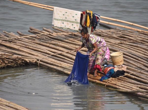 Брахмапутра разлилась: пять миллионов индусов – в зоне бедствия