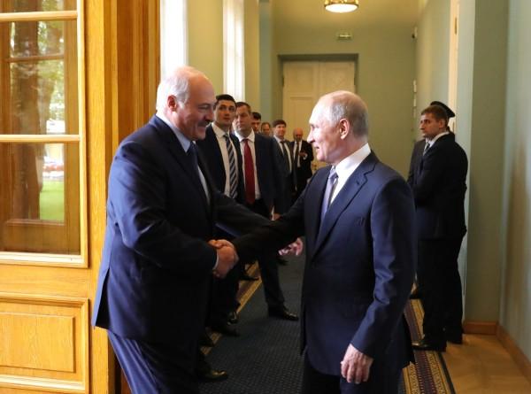 Путин и Лукашенко выработают приемлемые для двух стран пути интеграции