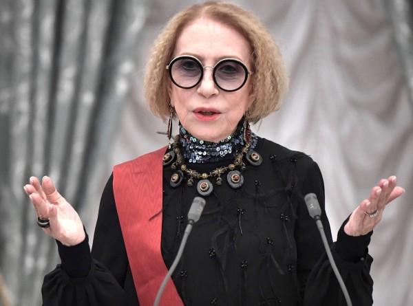 Актриса Инна Чурикова попала в реанимацию в тяжелом состоянии