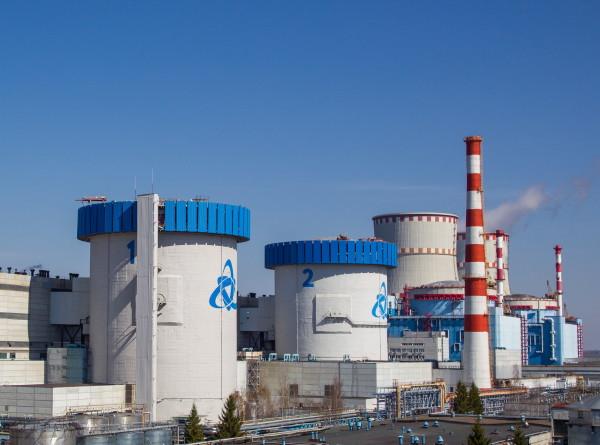Калининская АЭС запустила после сбоя четвертый энергоблок