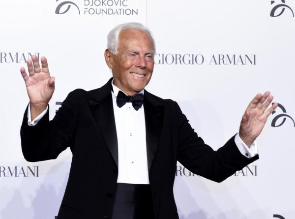 Мода как призвание: создателю одежды для звезд и киногероев Джорджо Армани – 85