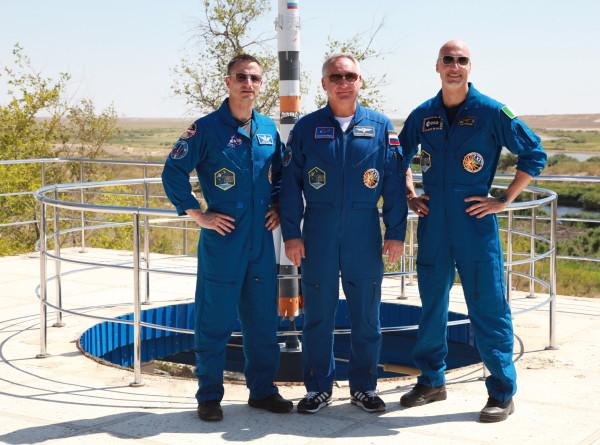 Три полковника и робот Федор: на МКС отправится новый экипаж