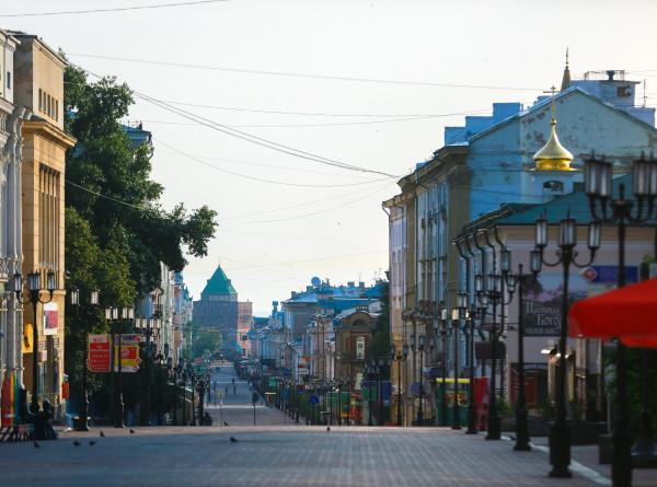 Российский город попал в сотню самых безопасных в мире